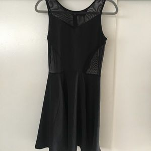 JACK little black skater dress